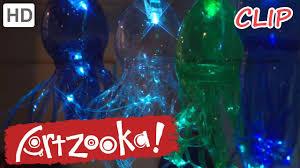 artzooka crafts for kids jellyfish light youtube