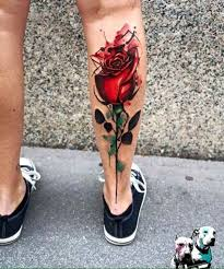 99 leg tattoo designs to help you get a leg up on your next piece
