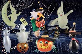 de carlini halloween italian glass christmas ornaments the cottage