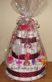 Diaper Cake Directions Making A Diaper Cake With Decorations Tips And Tricks For A