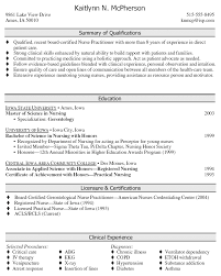 Resume Cover Letter Examples For Nurses by Charming Nurse Practitioner Cover Letter Examples With Description