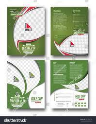 golf tournament flyer blank borisimage club