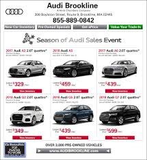 audi dealership cars current audi specials new u0026 used audi dealer in brookline ma
