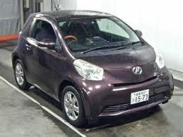 toyota iq car price in pakistan used toyota iq japanesecartrade com