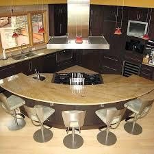 Pictures Of Kitchen Islands With Sinks Best 20 Round Kitchen Island Ideas On Pinterest Large Granite
