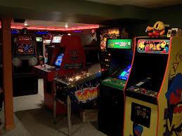 arcade game room brucall com