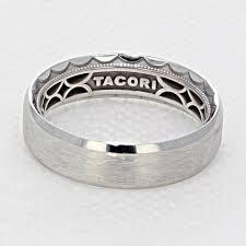 tacori wedding bands tacori sculpted crescent wedding band icing on the ring