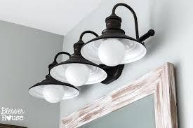 farmhouse bathroom lighting ideas black vanity light plus farmhouse bathroom vanity lights inside