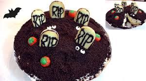 no bake oreo dirt cheesecake dirt cake halloween recipe youtube