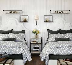 Pottery Barn Upholstered Bed 68 Best Design Trend Urban Chic Images On Pinterest Room