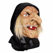 x merry toy cheap halloween wicked witch latex masks scary