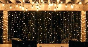 how to hang outdoor string lights on patio ideas for hanging outdoor string lights