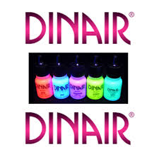 liquids that glow under black light dinair fantasy hair body paint neon glow under black light see