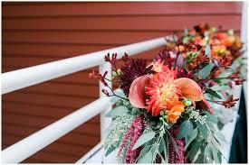 wedding flowers fall earle brown heritage center caroline burgess artemisia studios