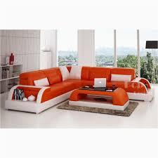 beau canapé d angle canape couleur beau canapé d angle design en cuir bolzano l canapé