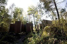juvet landscape hotel by jenson u0026 skodvin gudbandsjuvet norddal