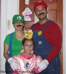 mario brothers halloween costumes super mario and friends costume themercadoproject
