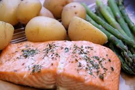Bake Salmon In Toaster Oven How To Bake Salmon In The Oven Per The Pound Livestrong Com