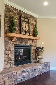 Bedroom Fireplace Ideas by Best 25 Corner Fireplaces Ideas On Pinterest Corner Stone