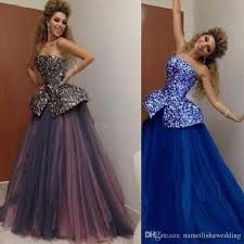 arabic style evening dresses corset sweetheart sparkly