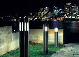 Wireless Outdoor Lighting - installing outdoor lighting fixtures guides backyard landscape