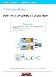 installation de la hotte de cuisine conduit hotte cuisine evacuation hotte aspirante installation tuyau