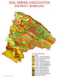 Soil Maps Maps Of Bankura District West Bengal
