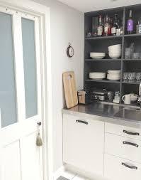 Grey Kitchen My Kitchen Is Painted Grey