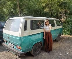 minivan volkswagen hippie waterfalls u0026 a hippie van the perfect day trip from pristina