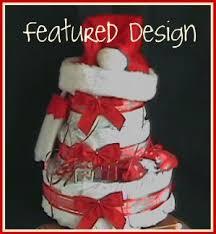 christmas tree diaper cake diaper designs and lots more