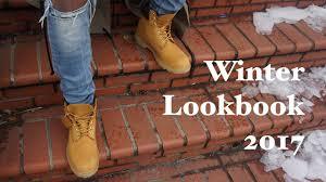 men u0027s winter lookbook 2017 feat timberland boots youtube