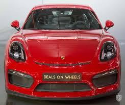 porsche cayman red 2016 porsche cayman gt4 in dubai united arab emirates for sale on