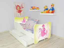 single bed for girls children bed pony single bed for girls kids with mattress 140 70