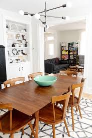 Dining Table In Living Room Best 25 West Elm Dining Table Ideas Only On Pinterest Pendant