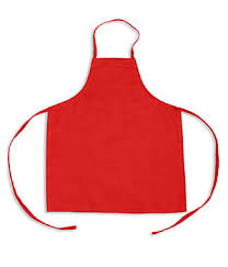 colored aprons kng