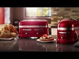 Toaster Kitchenaid Pro Line Series Automatic Toasters Kitchenaid Youtube