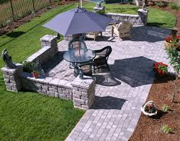 Excellent Patio Paver Ideas U2013 Patio Design Ideas With Pavers Patio Ideas How To Successfully