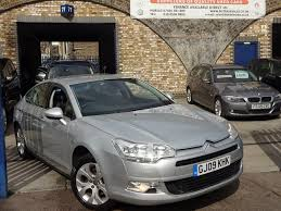 used citroen c5 exclusive manual cars for sale motors co uk