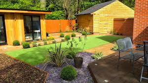 modern backyard garden with green space and paved alleys 1920x rs 1920x1080 jpg