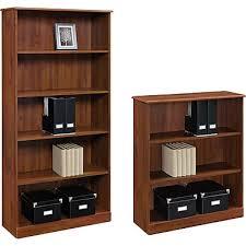 48 inch wide cherry bookcase whittier wood mckenzie collection 19