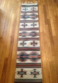 Ikat Runner Rug Southwestern Runner Rugs Rugs Decoration