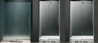 48 In Shower Door 48 Surrey Glass Shower Door