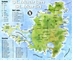 St Maarten Map Stránky Davida Háchy Stránky Nejen O Cestování