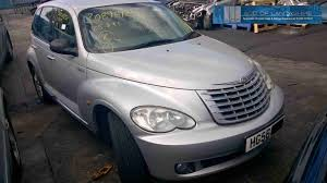 chrysler pt cruiser 2 4 petrol 5 speed manual 2006