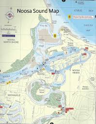 Sound Map Trips On Noosa River And Lakes Malu Os