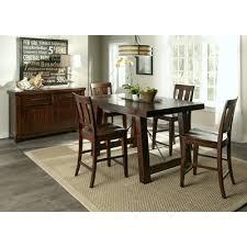 loon peak extendable dining table loon peak haloke counter height extendable dining table extendable