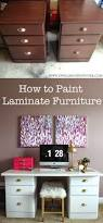 how to paint laminate furniture kilzpaintandprimer dwellings by