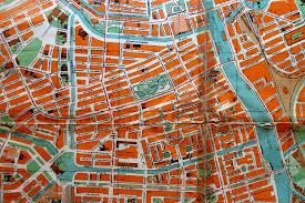 Map Of Amsterdam Map Of Amsterdam Of 1937 U2013 De Pijp Neighbourhood Photo Page