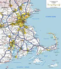 Salem Massachusetts Map by Massachusetts State Maps Usa Maps Of Massachusetts Ma