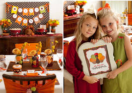 kara s ideas modern kid friendly rustic fall thanksgiving